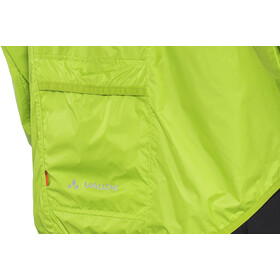 VAUDE Air III Jacket Men chute green